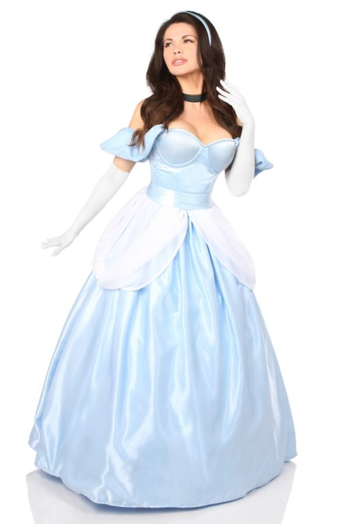 Fairytale Princess Corset Costume