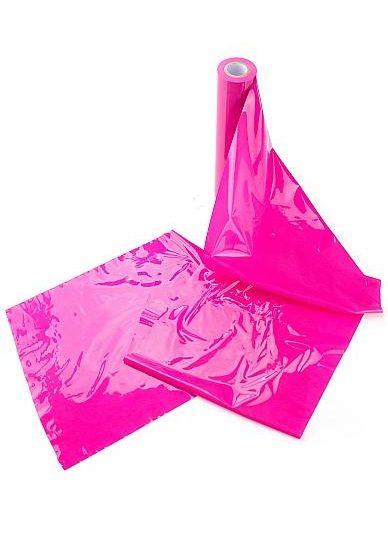 XXXLarge Bondage Tape Pink Open
